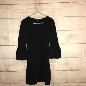 Romeo and Juliet couture small little black dress